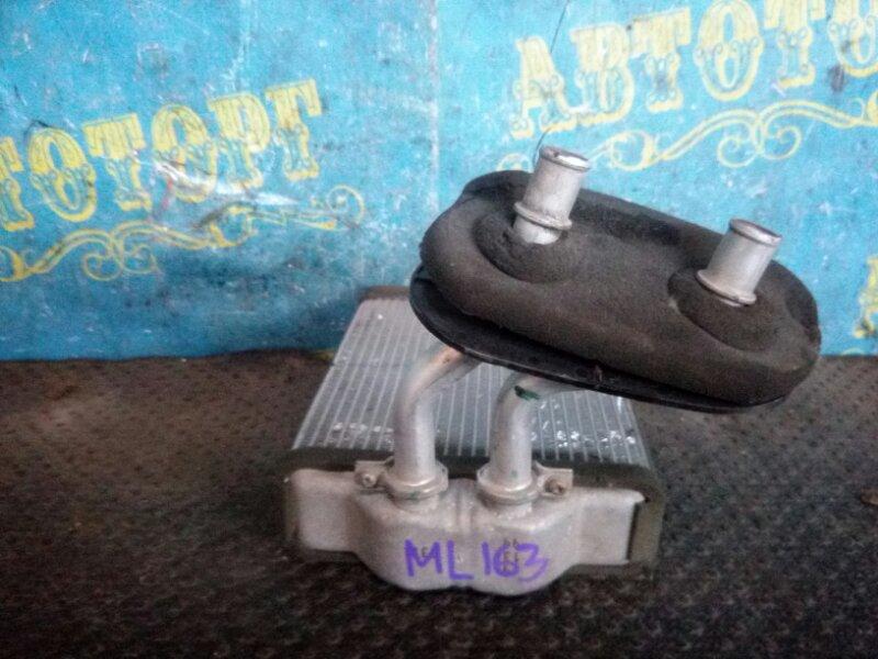 Радиатор печки Mercedes Ml-Class W163 113 передний