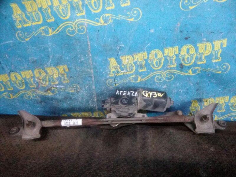 Трапеция дворников Mazda Atenza GY3W передняя