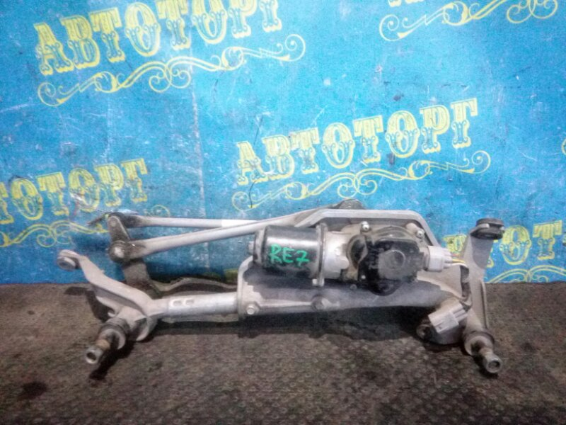 Трапеция дворников Honda Cr-V RE7 K24A передняя