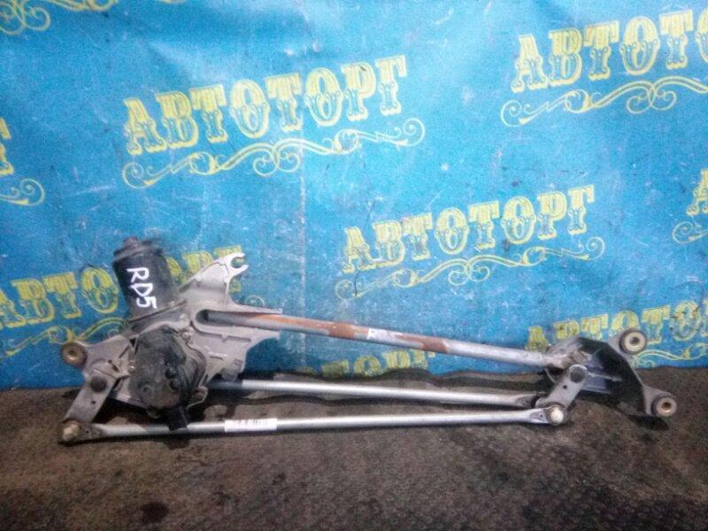 Трапеция дворников Honda Cr-V RD5 передняя