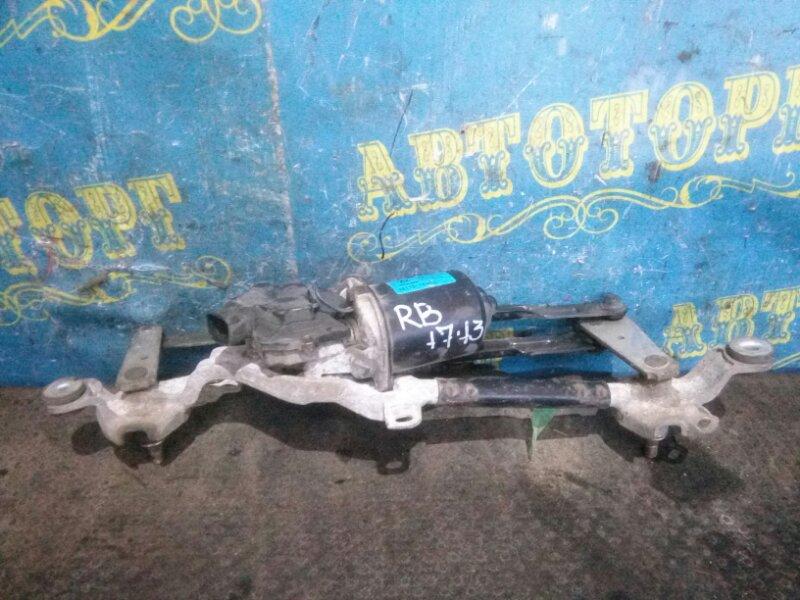 Трапеция дворников Hyundai Solaris RB G4FC 2012 передняя