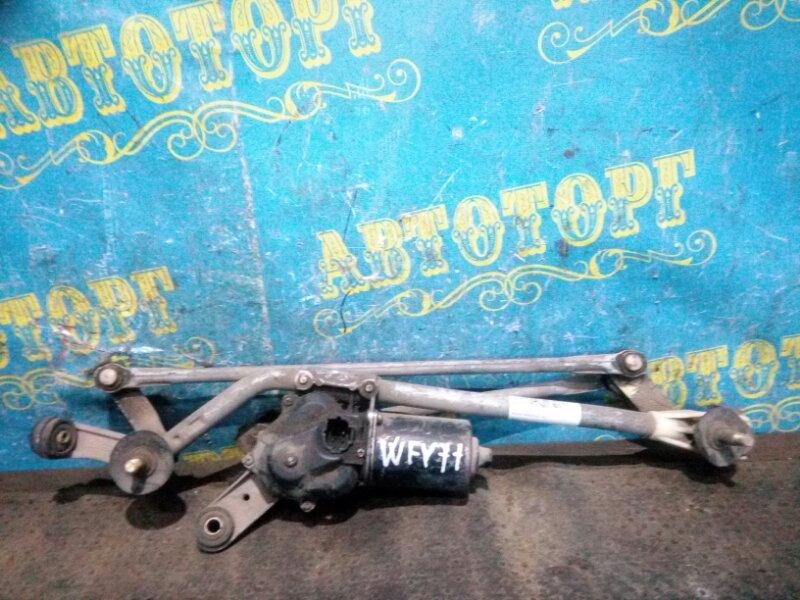 Трапеция дворников Nissan Wingroad WFY11 передняя
