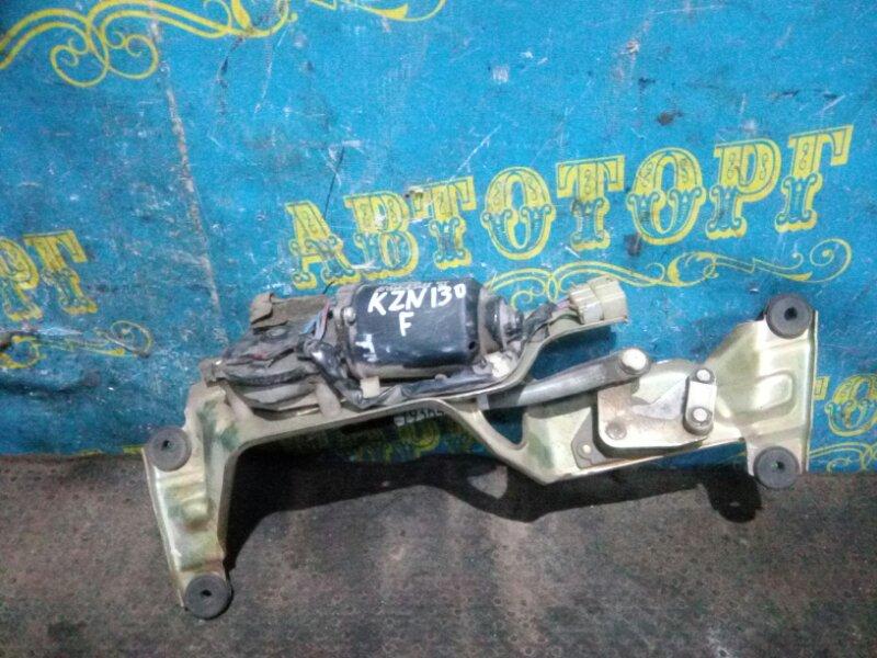 Трапеция дворников Toyota Surf KZN130 1KZ задняя