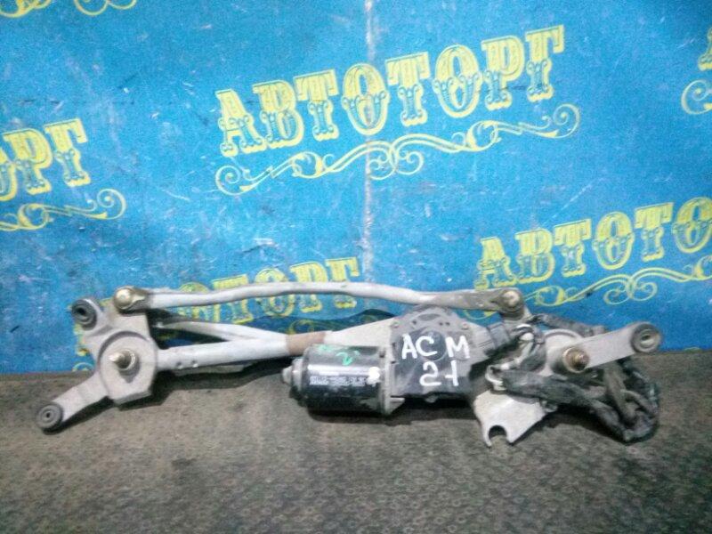 Трапеция дворников Toyota Ipsum ACM21 передняя