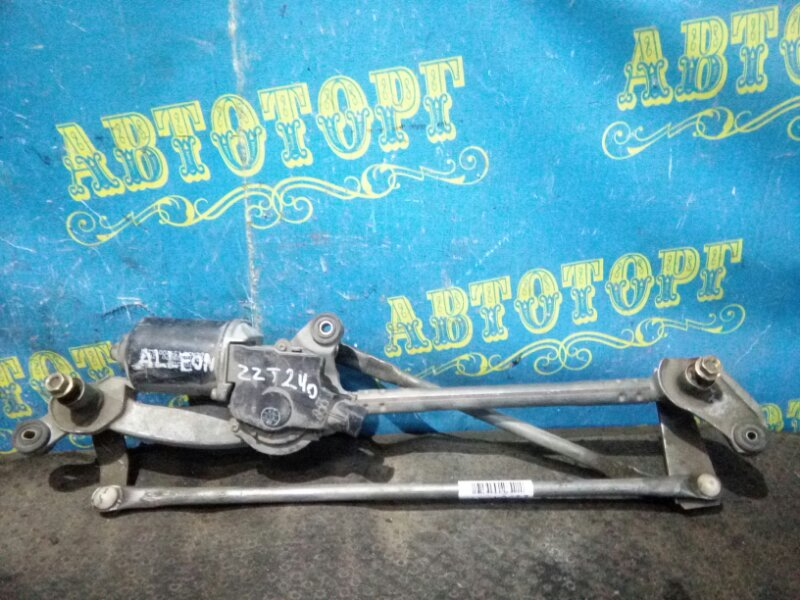 Трапеция дворников Toyota Allion ZZT240 передняя