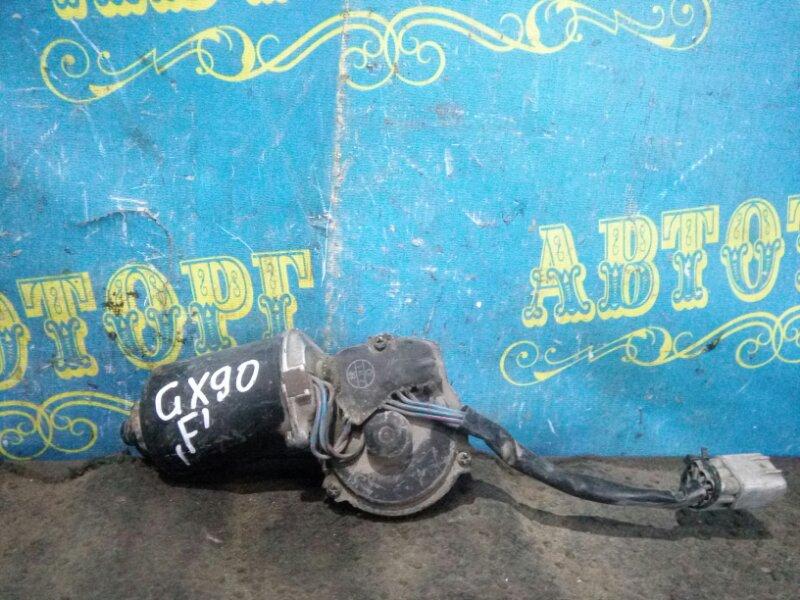 Мотор дворников Toyota Chaser GX90 передний