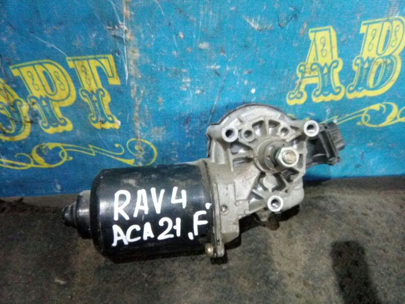Мотор дворников Toyota Rav4 ACA21 передний