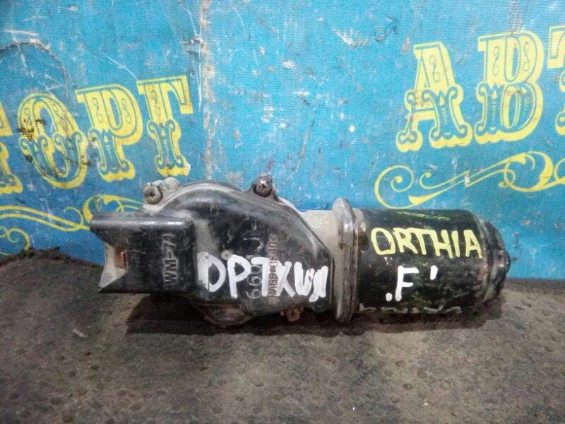 Мотор дворников Honda Orthia EL2 передний