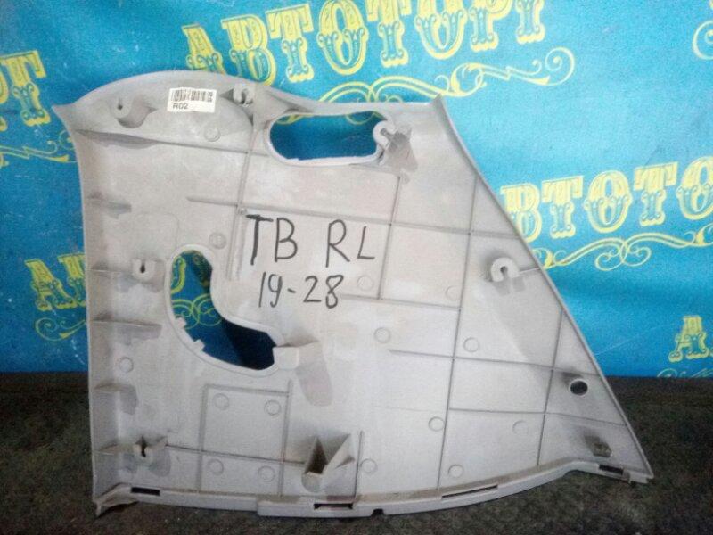 Обшивка багажника Hyundai Getz TB G4ED 2004 задняя левая верхняя
