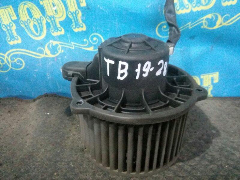 Мотор печки Hyundai Getz TB G4ED 2004