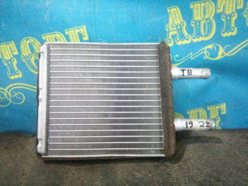 Радиатор печки Hyundai Getz TB G4ED 2004 передний