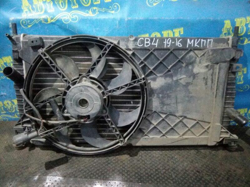 Радиатор основной Ford Focus 2 CB4 ASDB 2006