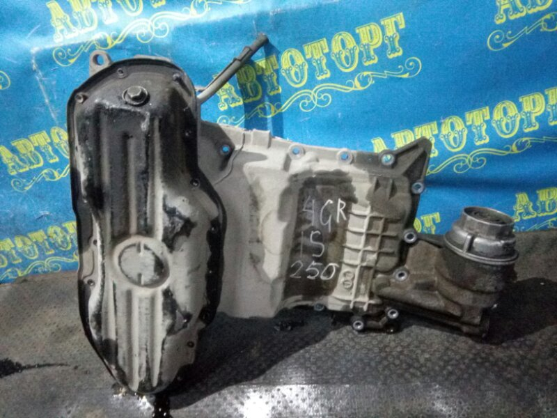 Поддон Lexus Is 250 GSE20 4GR