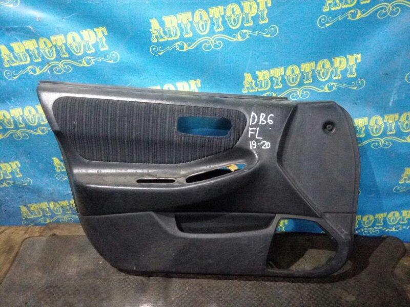 Обшивка дверей Honda Integra DB6 ZC 1999 передняя левая
