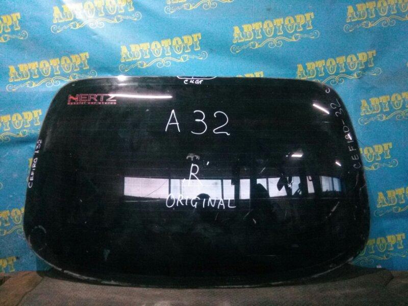 Стекло заднее Nissan Cefiro A32 VQ20