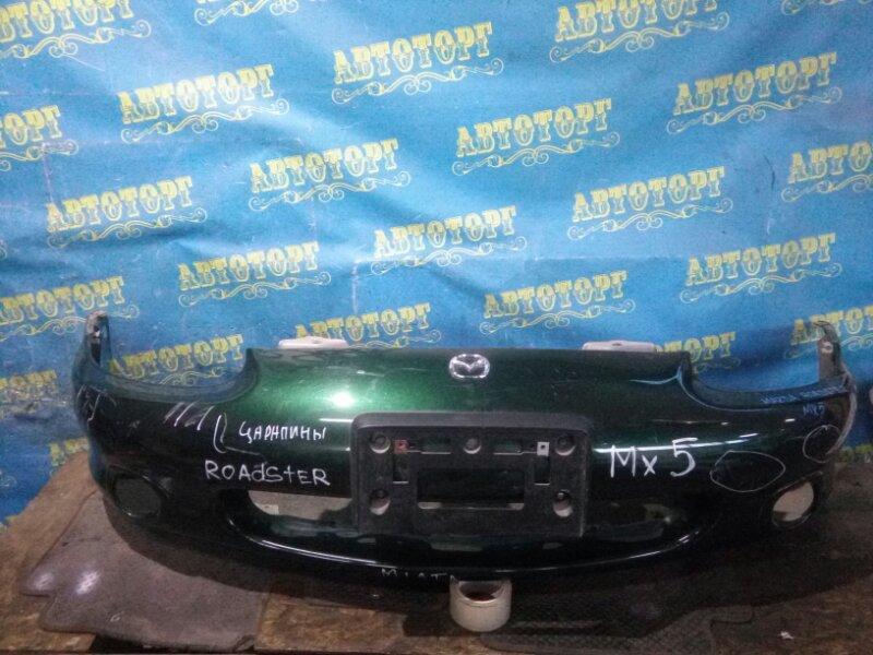 Бампер Mazda Roadster NB6C передний