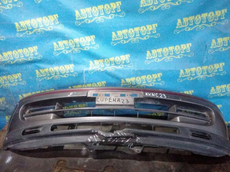 Бампер Nissan Serena KVNC23 передний