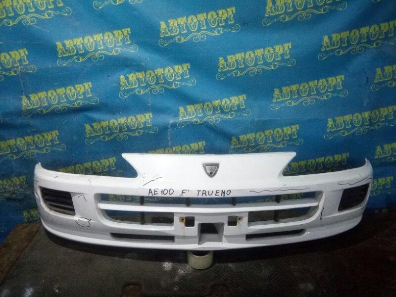 Бампер Toyota Trueno AE111 передний