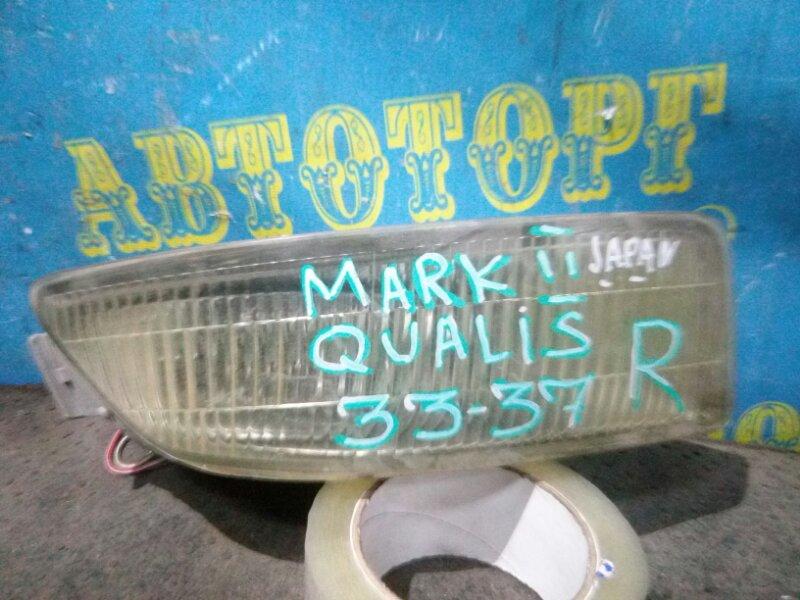 Повторитель бамперный Toyota Mark Ii Wagon Qualis MCV21 передний правый