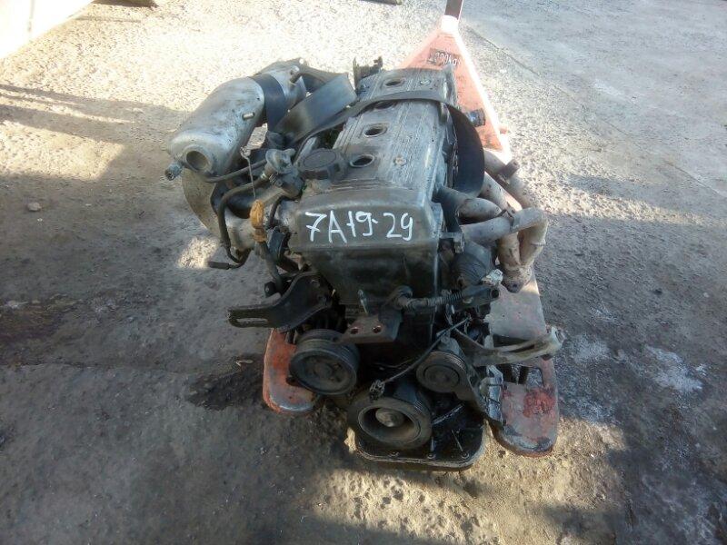 Двигатель Toyota Corona Premio AT211 7A 1996
