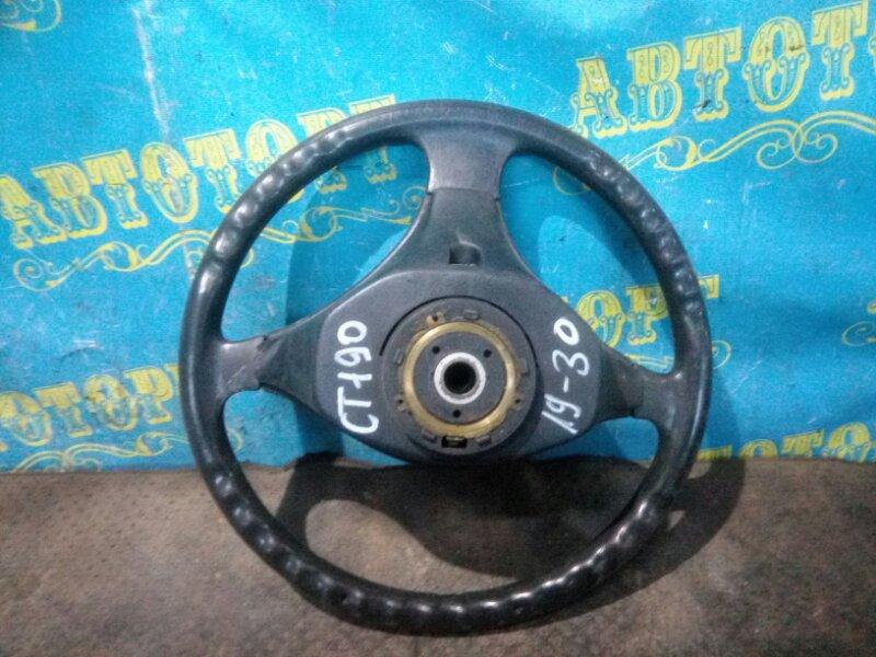 Руль Toyota Caldina CT190 2C 1993