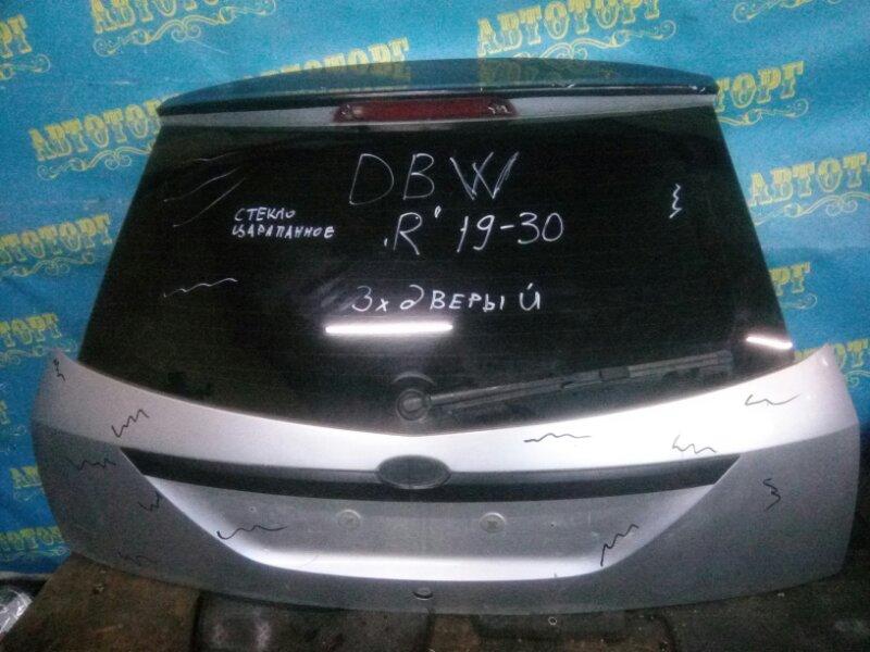 Дверь 5-я Ford Focus DBW EYDC 1998