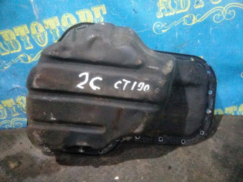 Поддон Toyota Caldina CT190 2C 1993