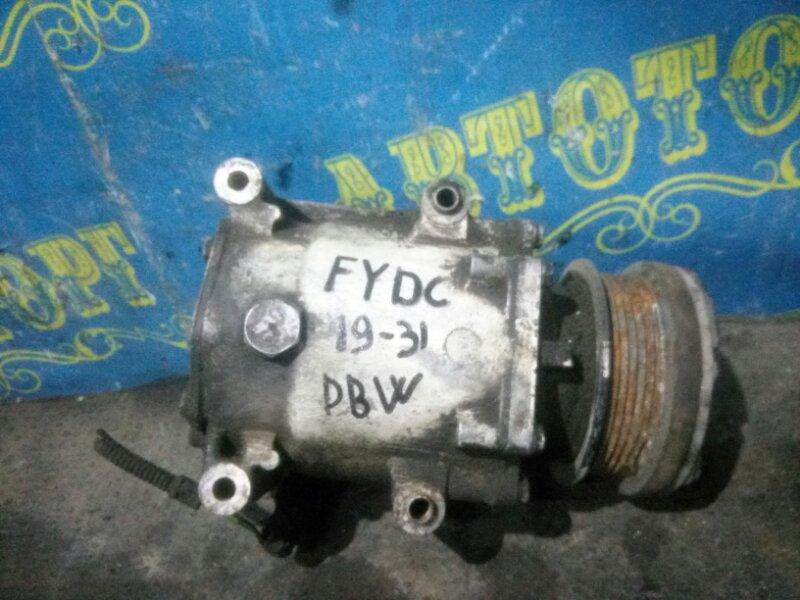 Компрессор кондиционера Ford Focus DBW EYDC 1998