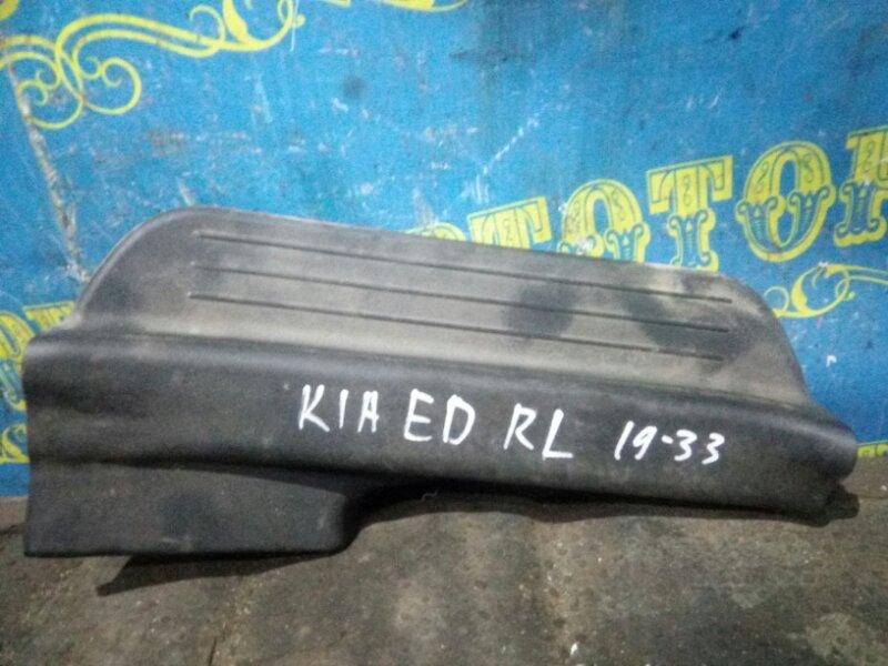 Порожек пластиковый Kia Ceed ED G4FC 2007 задний левый