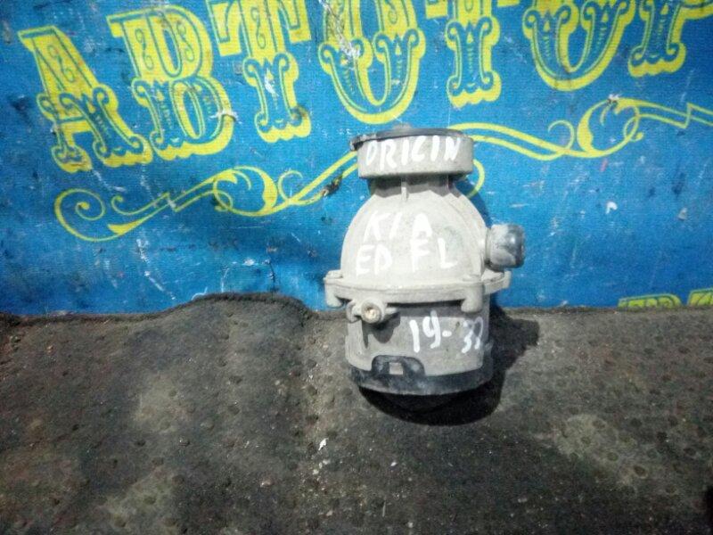 Туманка Kia Ceed ED G4FC 2007 передняя левая
