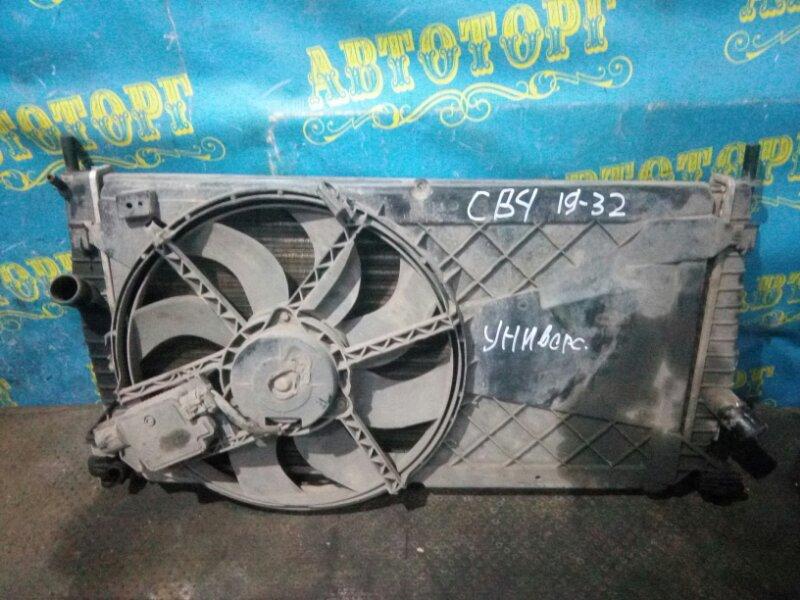 Радиатор основной Ford Focus 2 CB4 SHDB 2007