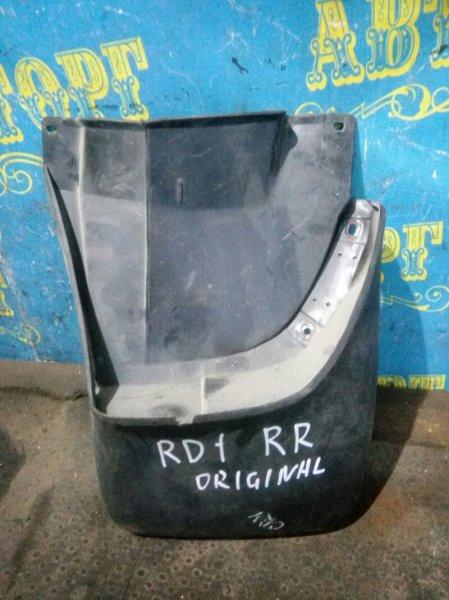 Брызговик Honda Cr-V RD1 B20B задний правый