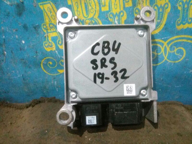 Блок управления airbag Ford Focus 2 CB4 SHDB 2007