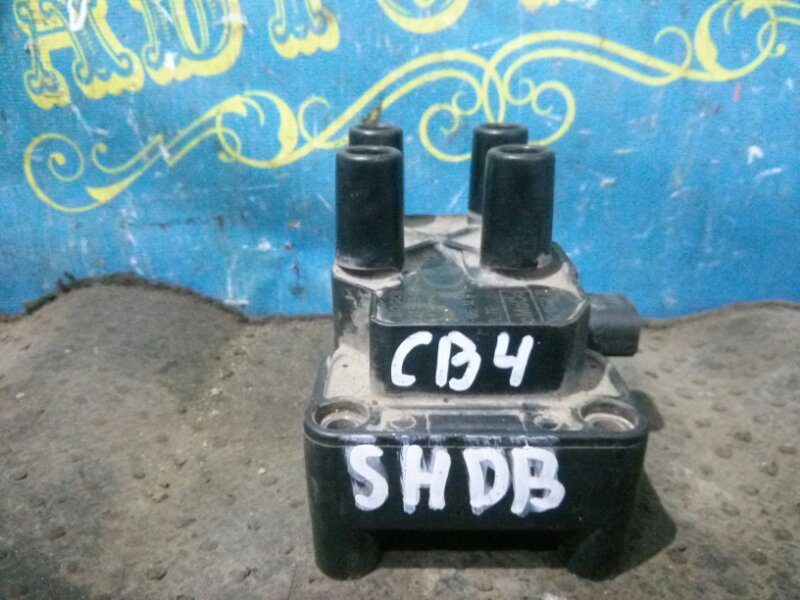 Катушка зажигания Ford Focus 2 CB4 SHDB 2007