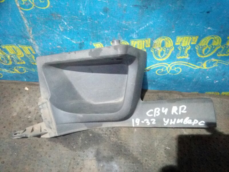 Порожек пластиковый Ford Focus 2 CB4 SHDB 2007 задний правый