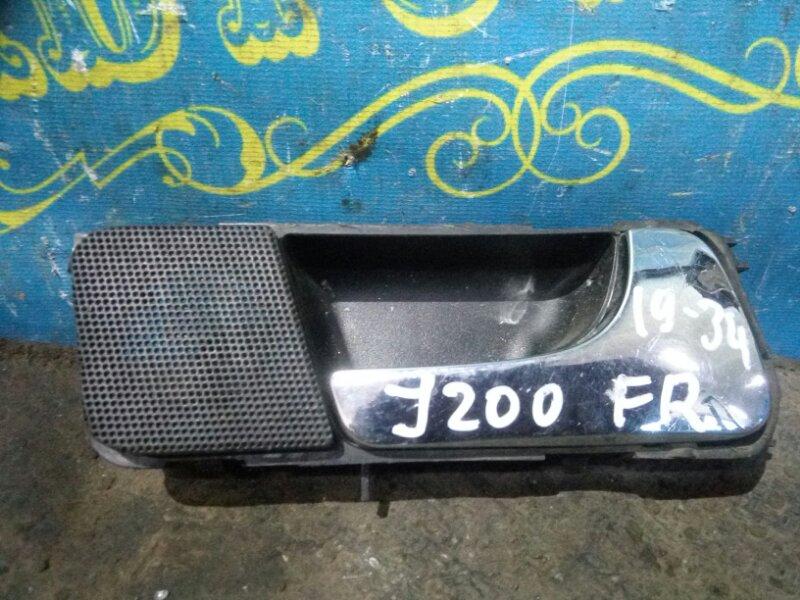 Ручка двери внутренняя Chevrolet Lacetti J200 F16D3 2007 передняя правая