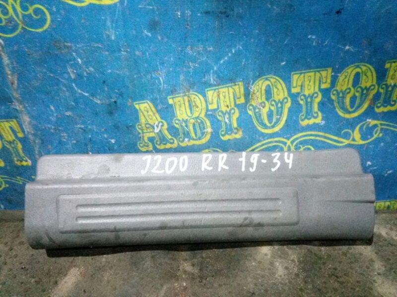 Порожек пластиковый Chevrolet Lacetti J200 F16D3 2007 задний правый