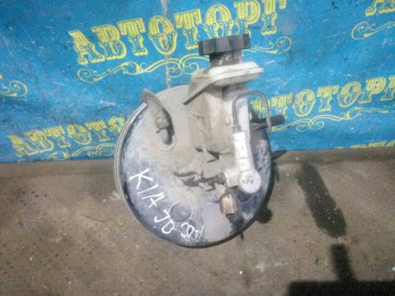 Главный тормозной цилиндр Kia Rio JB G4EE 2011