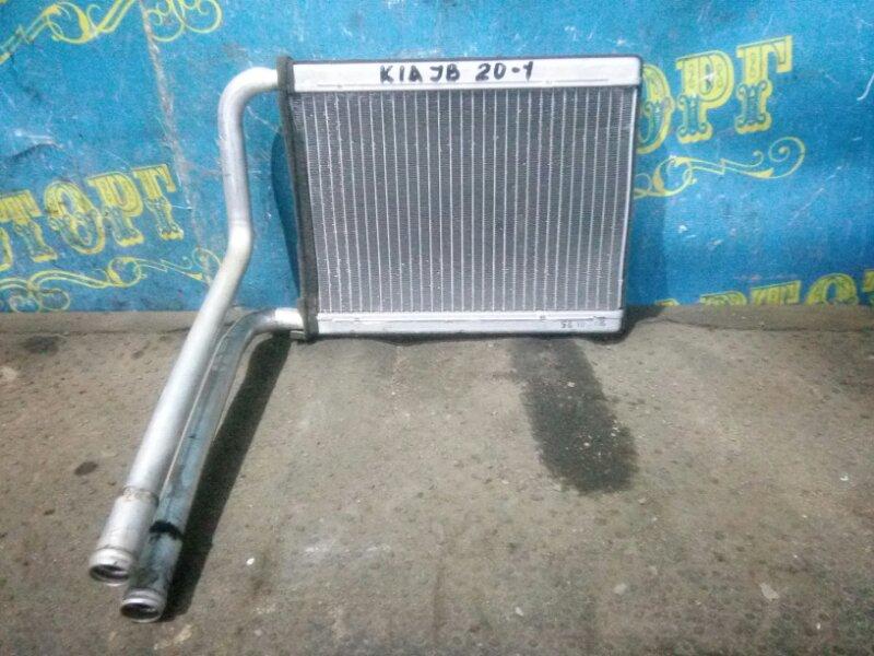 Радиатор печки Kia Rio JB G4EE 2011