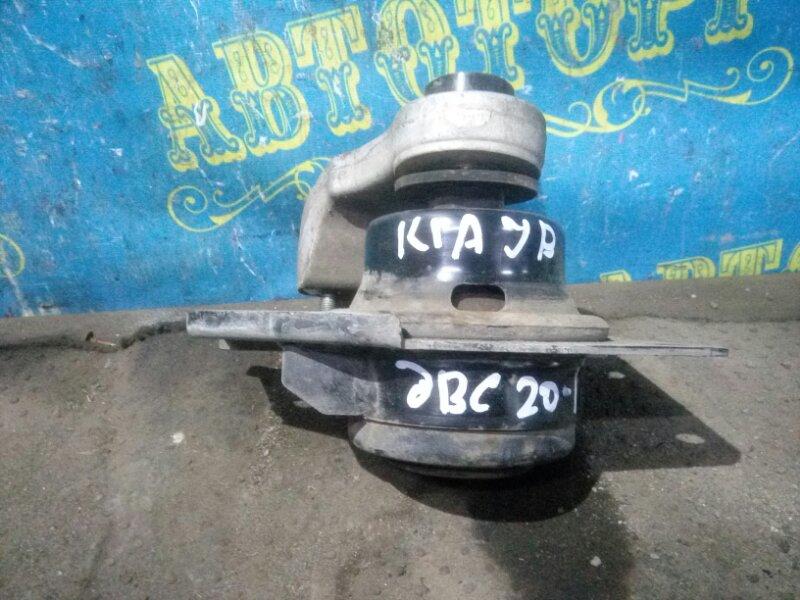 Подушка двигателя Kia Rio JB G4EE 2011 передняя правая