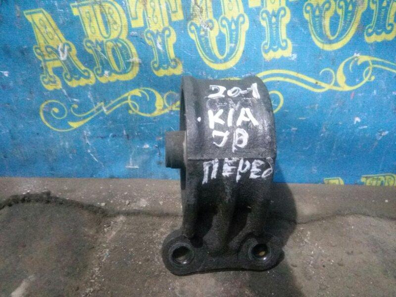 Подушка двигателя Kia Rio JB G4EE 2011 передняя