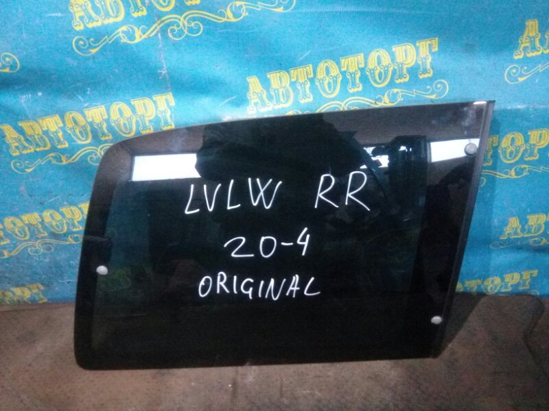 Стекло багажника Mazda Mpv LVLW WL 1996 заднее правое