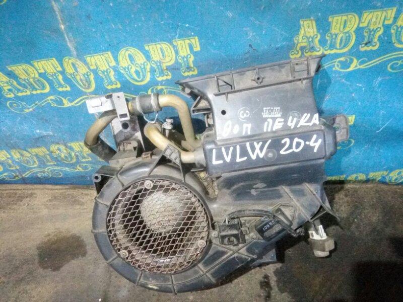 Корпус печки Mazda Mpv LVLW WL 1996 задний