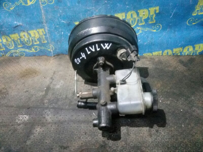 Главный тормозной цилиндр Mazda Mpv LVLW WL 1996