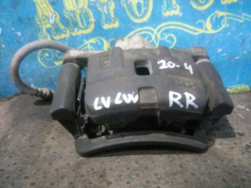 Суппорт Mazda Mpv LVLW WL 1996 задний правый