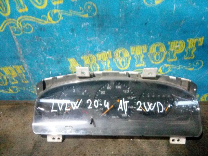 Щиток приборов Mazda Mpv LVLW WL 1996