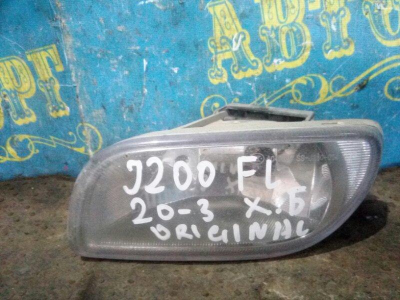 Туманка Chevrolet Lacetti J200 F14D3 2007 передняя левая