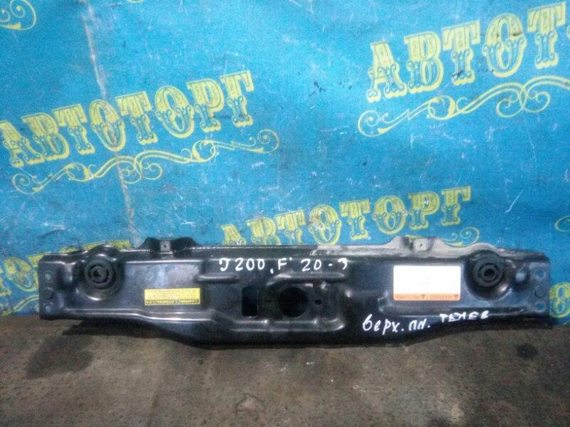 Планка телевизора Chevrolet Lacetti J200 F14D3 2007 верхняя