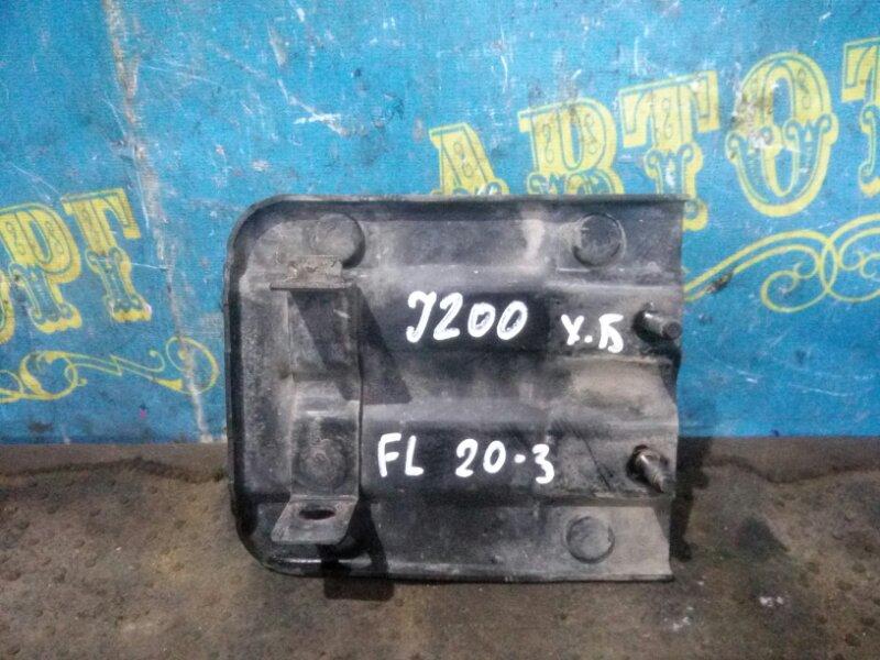 Кронштейн усилителя бампера Chevrolet Lacetti J200 F14D3 2007 передний левый