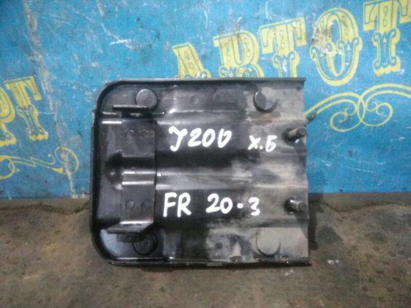 Кронштейн усилителя бампера Chevrolet Lacetti J200 F14D3 2007 передний правый